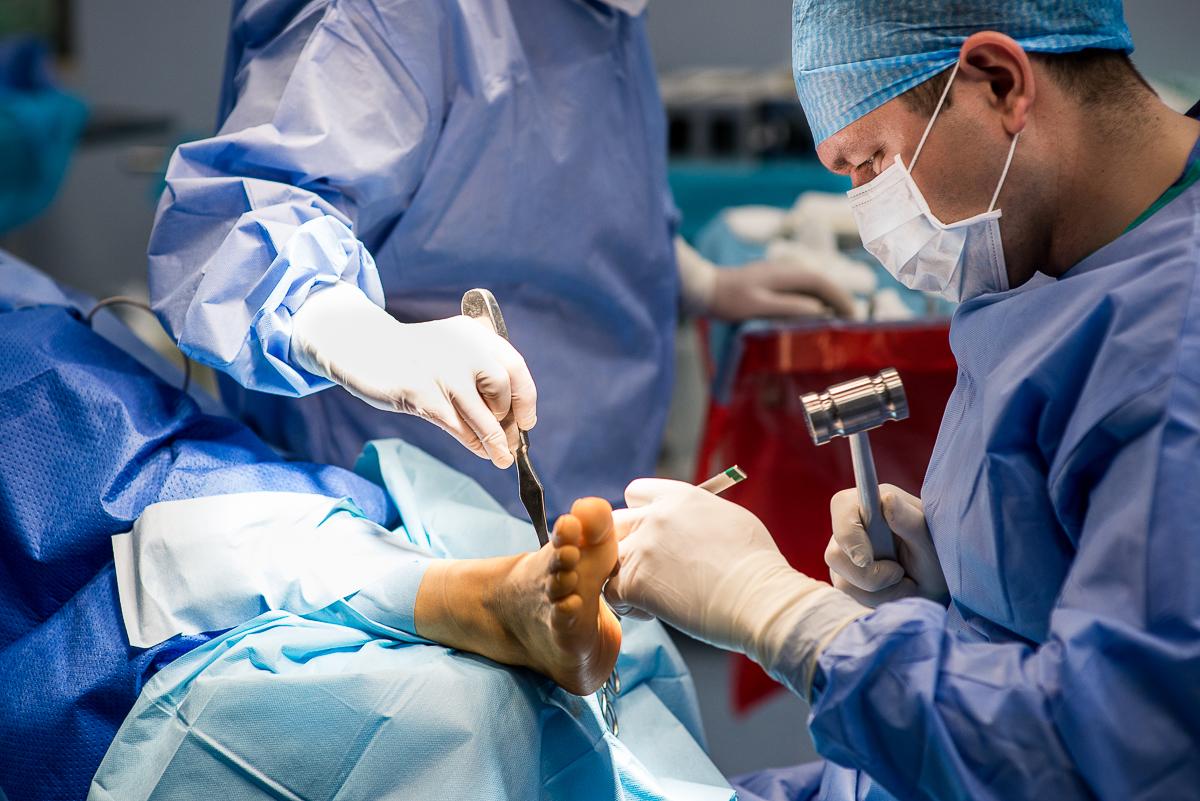 szpital w Medyk Centrum - blok operacyjny w medyku