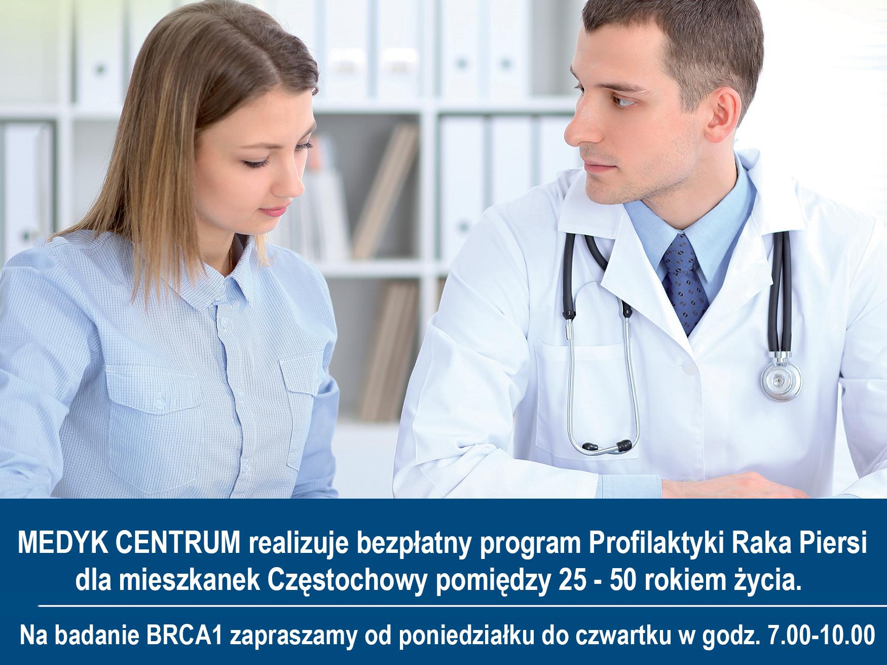 badanie BRCA1
